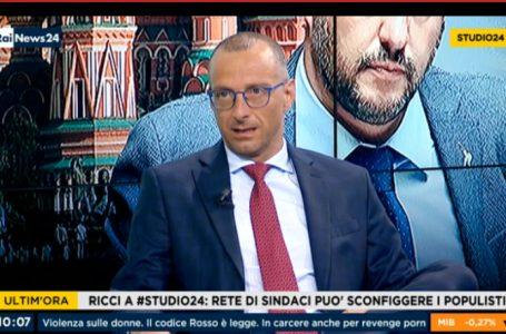 """Matteo Ricci: """"I sindaci popolari hanno sconfitto il populismo. Sono loro la vera alternativa"""""""