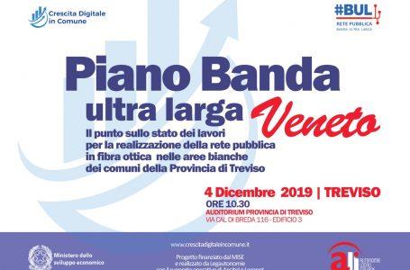 Banda Ultra Larga in Veneto