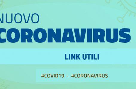Link utili | emergenza Coronavirus