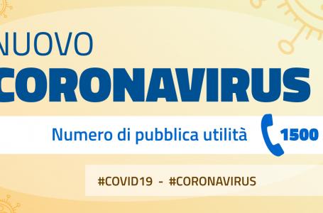 Coronavirus: abbiamo istituito un punto Info Comuni