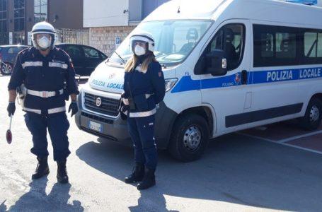 COVID-19: UTILIZZO DEI DISPOSITIVI DI PROTEZIONE PER LA POLIZIA LOCALE