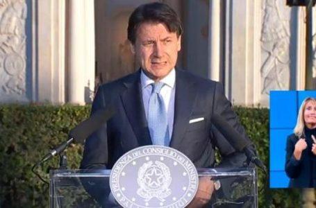 """""""PROGETTIAMO IL RILANCIO"""": LE PAROLE DEL PREMIER CONTE DOPO LA CHIUSURA DEGLI STATI GENERALI"""