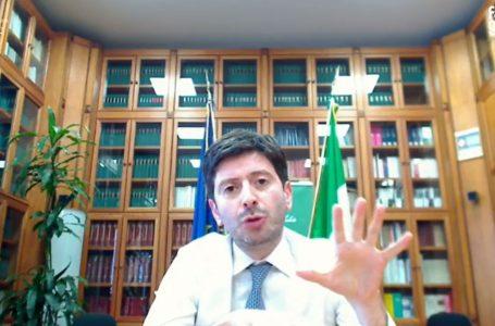 COVID-19, L'ORDINANZA DEL 13 NOVEMBRE 2020 FIRMATA DAL MINISTRO SPERANZA