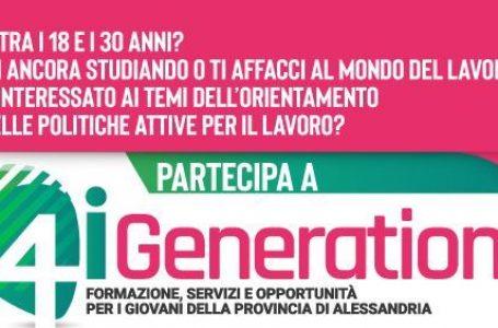 4iGeneration, la Provincia di Alessandria insieme ai Comuni e alle associazioni per contrastare la dispersione scolastica e promuovere l'occupabilità dei giovani
