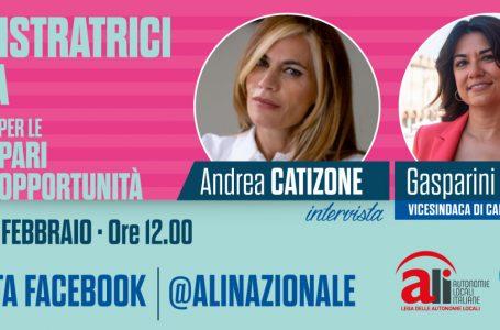 Le amministratrici d'Italia: Andrea Catizone intervista Stefania Gasparini, vicesindaca di Carpi.