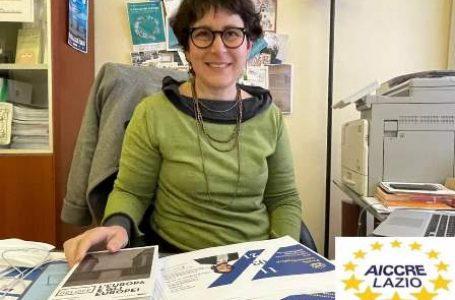 Aiccre Lazio: Catizone, congratulazioni a Marta Leonori nuova Presidente