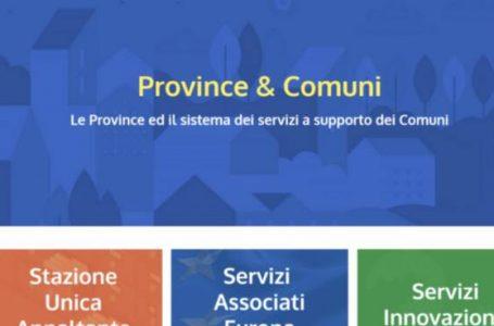 Province&Comuni: on line il sito di progetto. Una sfida per costruire la Provincia del domani