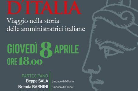 """Presentazione del libro """"Le Sindache d'Italia"""", intervengono i sindaci Matteo Ricci, Beppe Sala, Brenda Barnini"""
