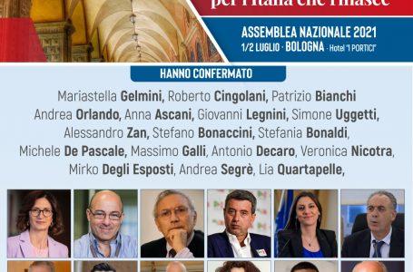 I riformisti locali e la sfida della velocità, per l'Italia che rinasce: Assemblea nazionale ALI 2021 in programma il 1 e 2 Luglio a Bologna