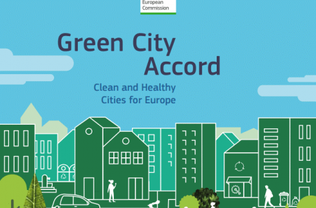 Green City Accord: per città europee più verdi, pulite e sane