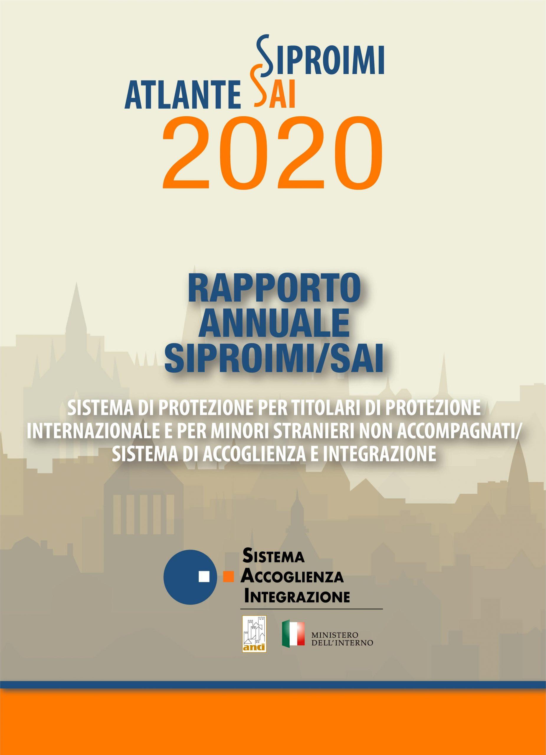 """Immigrazione. Presentato l'Atlante Siproimi 2020, Biffoni: """"Il sistema ha reagito in modo concreto alla pandemia"""""""