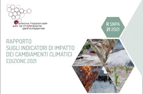 Clima, in Italia innalzamento dei mari di 2,53 mm all'anno. I dati del primo studio sul monitoraggio degli impatti dei cambiamenti climatici in Italia, presentato dal Snpa