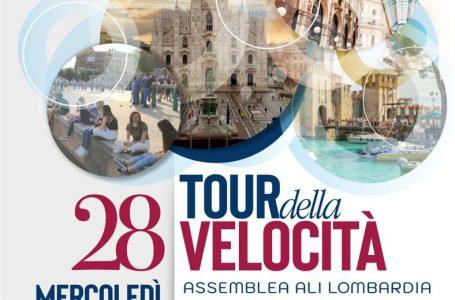Tour della velocità: appuntamento con ALI Lombardia