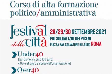 A Scuola di Città, il corso di formazione politico amministrativa promosso da ALI in collaborazione con la Scuola Universitaria Superiore Sant'Anna di Pisa e la Rete dei Comuni Sostenibili