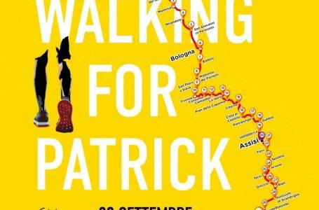 """Zaki: da Brescia a Roma a piedi per chiedere la cittadinanza. La marcia """"Camminerò per Patrick"""", iniziativa di Station to Station"""